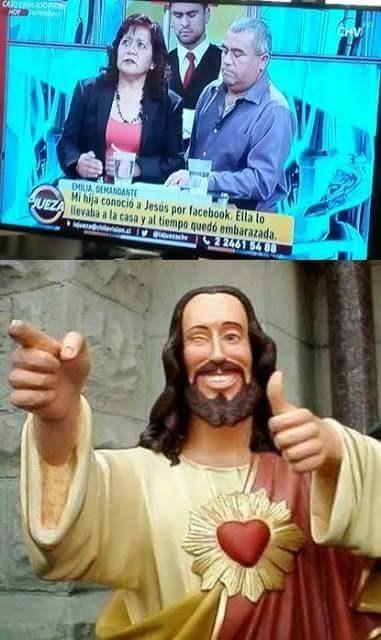jesus es un loquillo