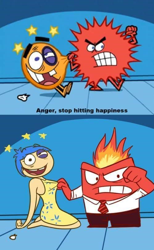 fairly odd parents inside out cartoons - 8552800512