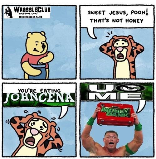 Winnie the JOHN CENA!