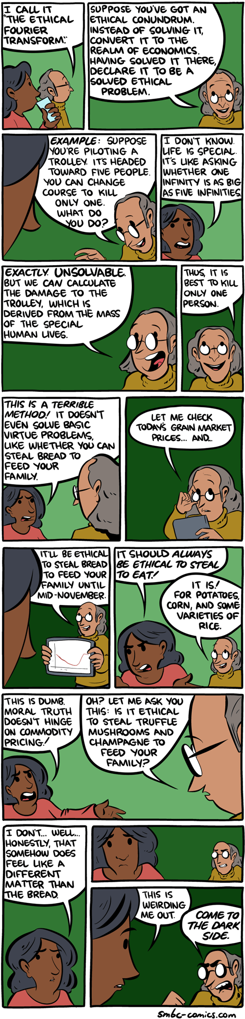 in this economy Economics ethics web comics - 8552883456