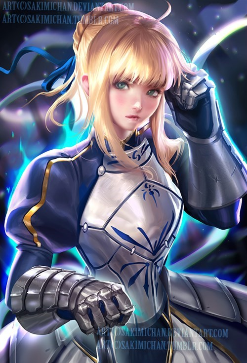 fate/stay night anime Fan Art - 8552887296