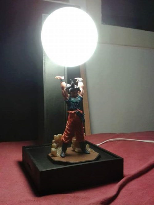 lamp anime Dragon Ball Z - 8553350400