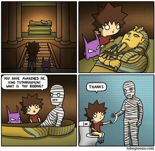 funny-web-comics-the-mummys-curse