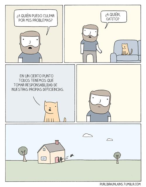 a quien culpo
