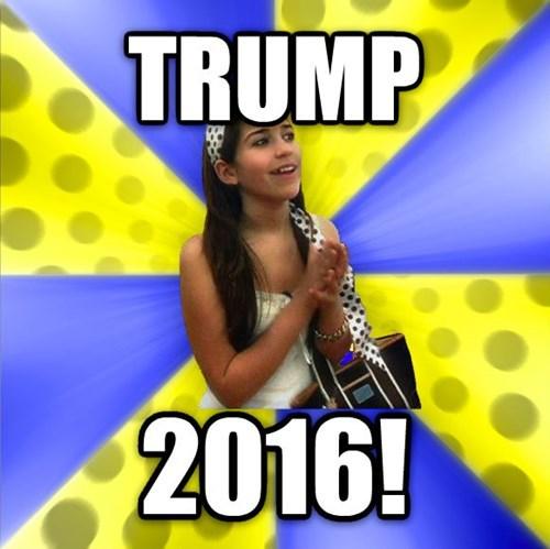 Talent show - TRUMP 2016!