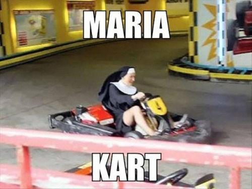 funny memes maria kart