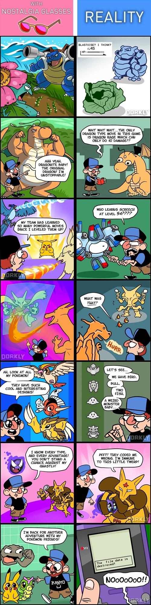 pokemon memes nostalgia glasses