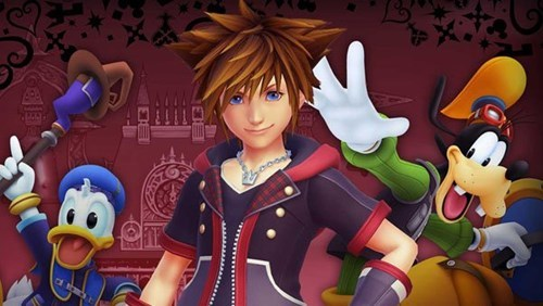 Japan's D23 expo will have more Kingdom hearts news.