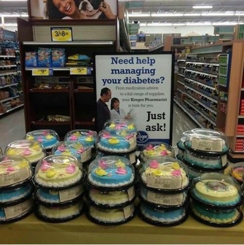 These Cakes Ought to Help!