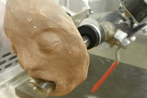 This vomiting robot is supposed to help scientists study disease.