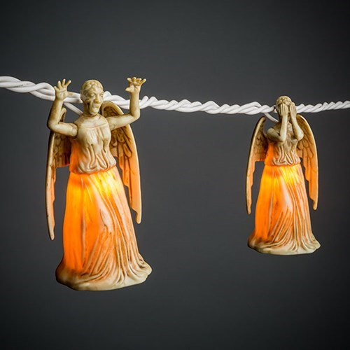 funny-doctor-who-merch-weeping-angels-string-lights