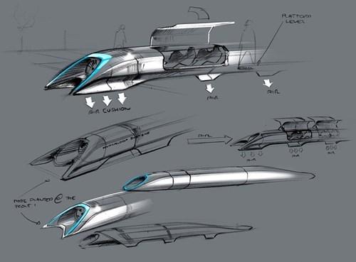 Elon Musk's Hyperloop might actually happen.