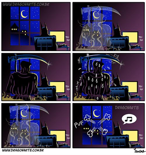The Unstoppable Batman