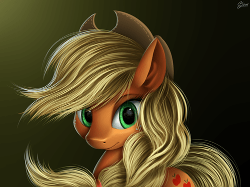 Apple Horse