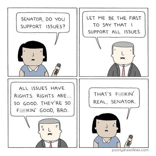 bro senator sick bro politics web comics - 8555680512