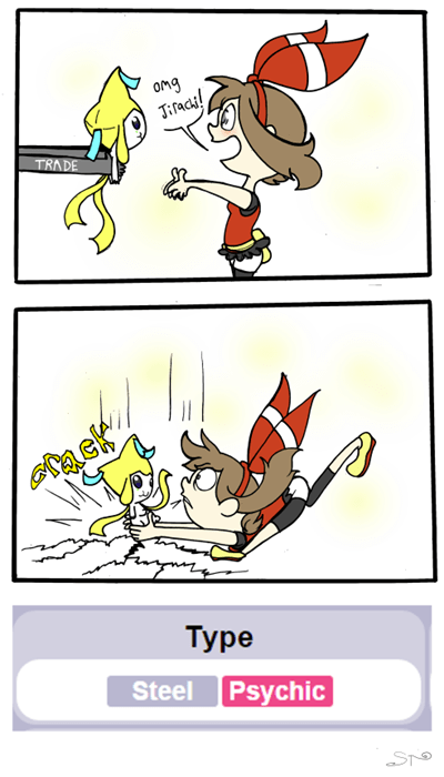 pokemon memes heavy jirachi