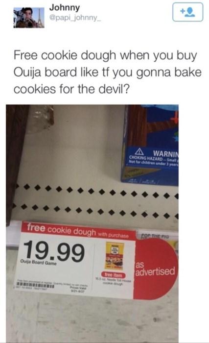 funny memes ouija board free cookies