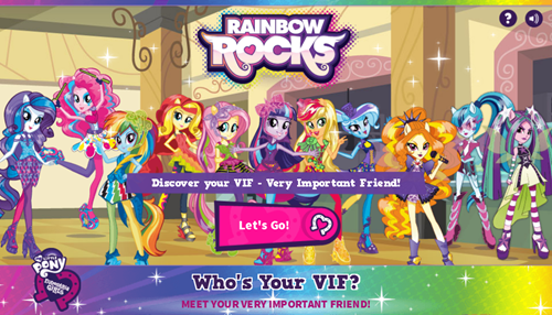 equestria girls friends quiz - 8555961344