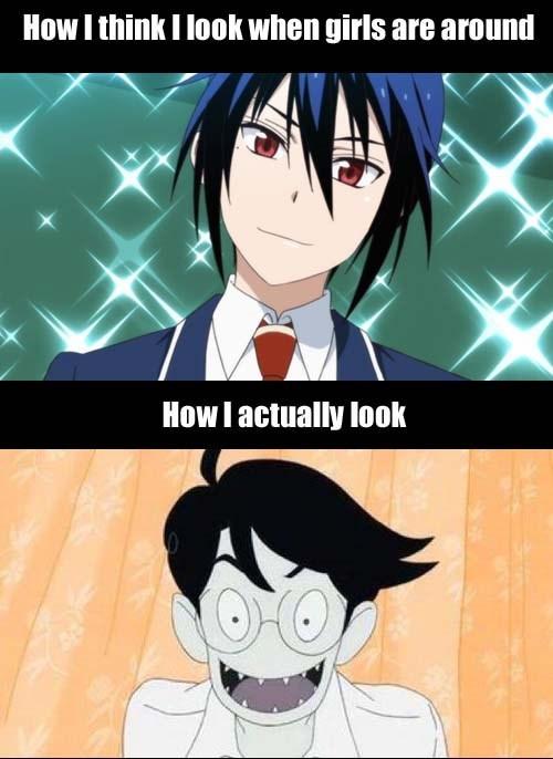 expectations vs reality anime - 8556179968