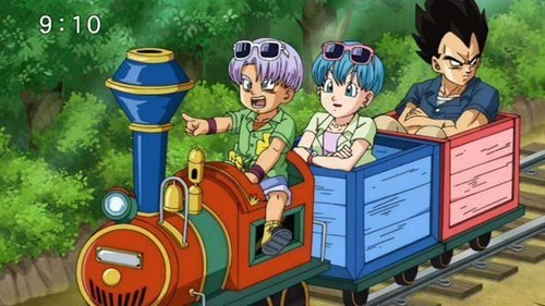 anime Dragon Ball Z - 8556723456