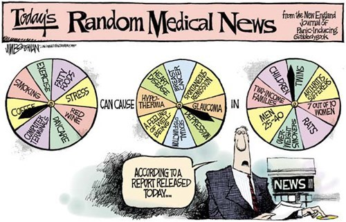 funny-web-comics-how-medical-news-is-generated