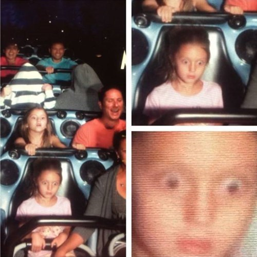 funny memes kid on a roller coaster