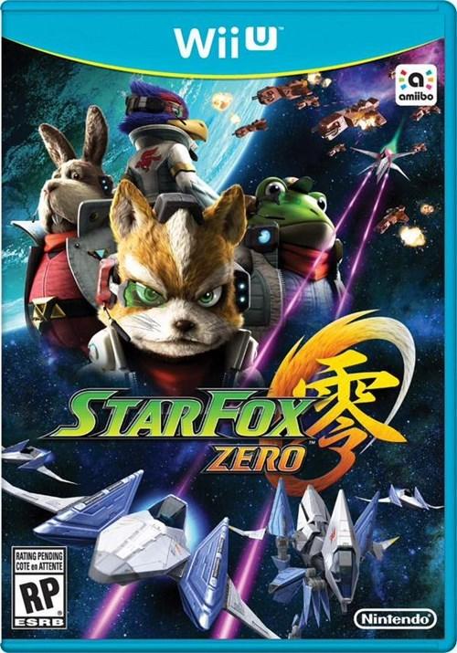 star fox zero - 8556947456
