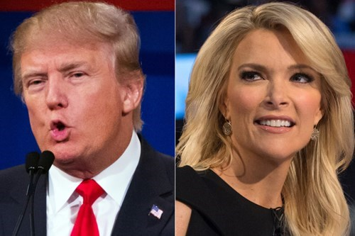 Donald Trump called Megyn Kelly a bimbo again.