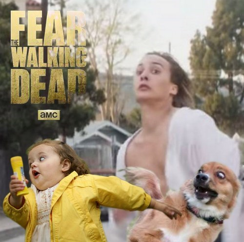 funny-walking-dead-fear-new-season-begins-bubbles-girl-memes