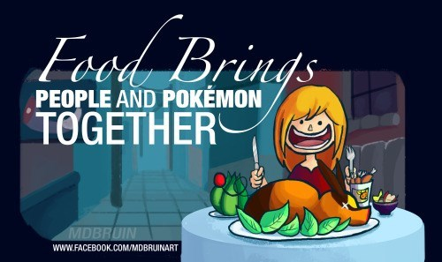 pokemon memes pokemon as food
