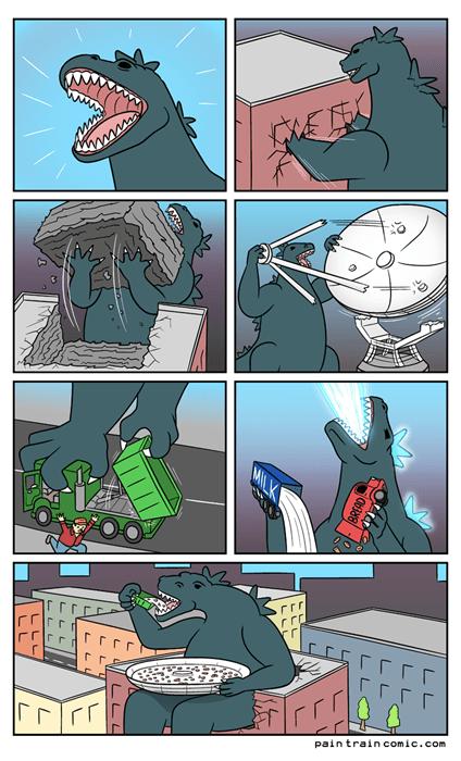 funny-web-comics-godzilla-is-a-monstrous-cereal-killer