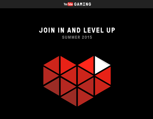 YouTube launches its video game streaming site.
