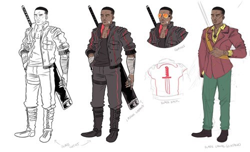 blade-comic-design