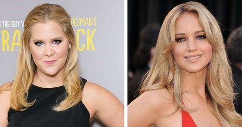 Jennifer Lawrence And Amy Schumer Are Writing A Movie Together