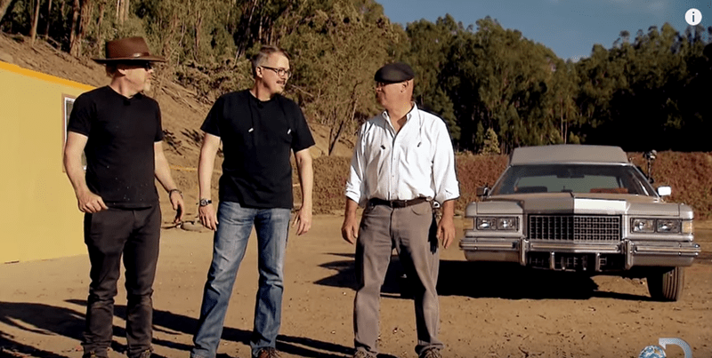 MythBusters prove that Walter White's finale contraption would have totally worked