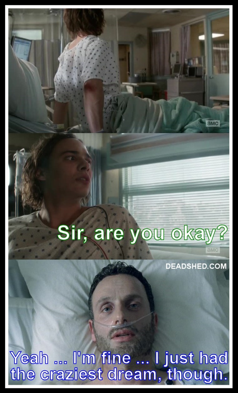 funny-fear-the-walking-dead-rick-nick-in-hospital