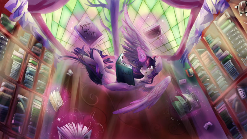 my-little-brony-twilight-sparkle-book-horse-loves-books