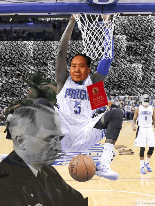 Mao ZeDunk