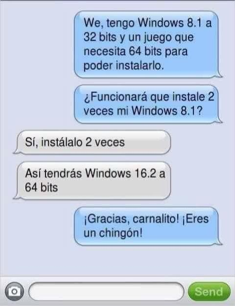 instalar windows dos veces