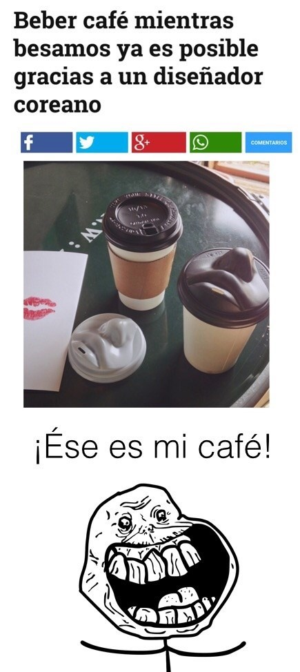 cafe forever alone