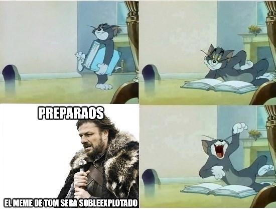 meme sobre explotado