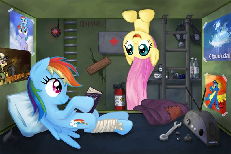Fallout Shelter, Pony Edition