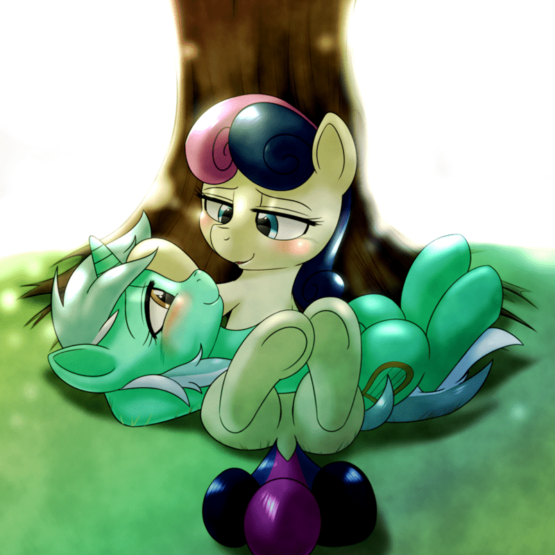 shipping,lyra heartstrings,bon bon