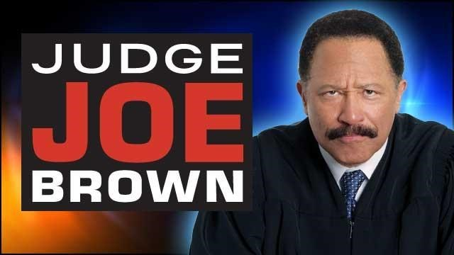 Judge Joe Brown goes to jail in Tennessee.