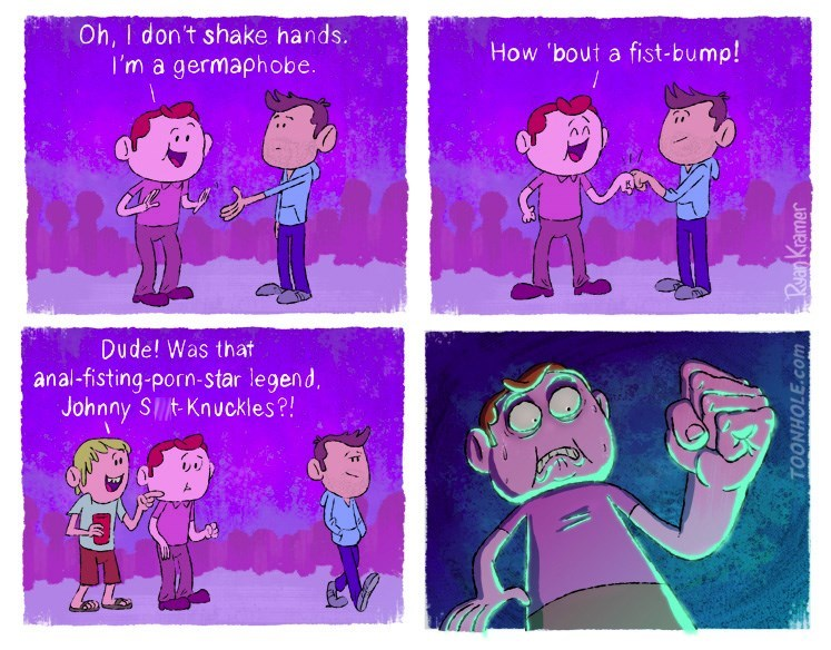 funny-web-comics-you-never-know-who-youll-fist-bump-at-parties