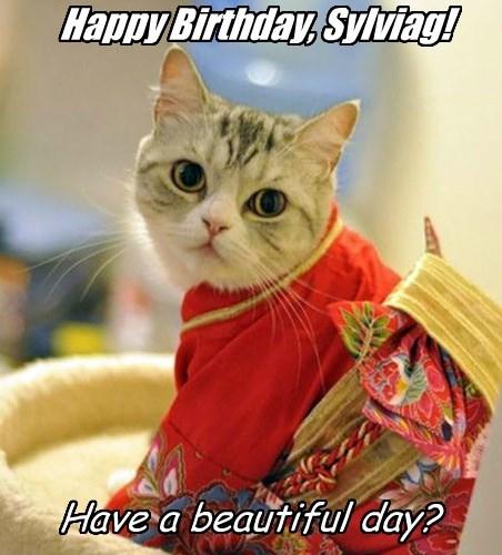 For You, Sylviag