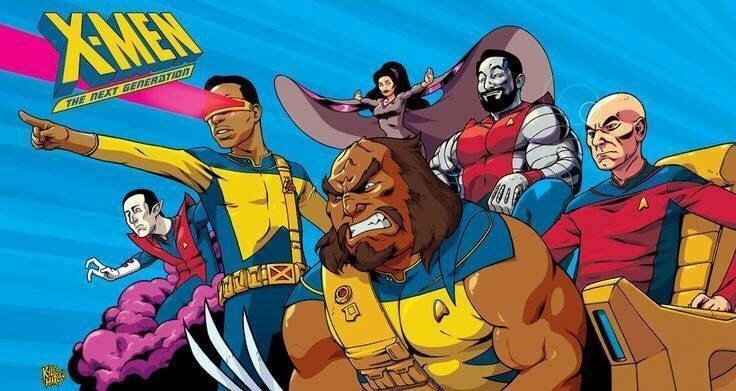 superheroes-x-men-the-next-generation-star-trek-mashup-marvel