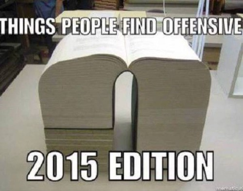 funny memes things people find offensive book