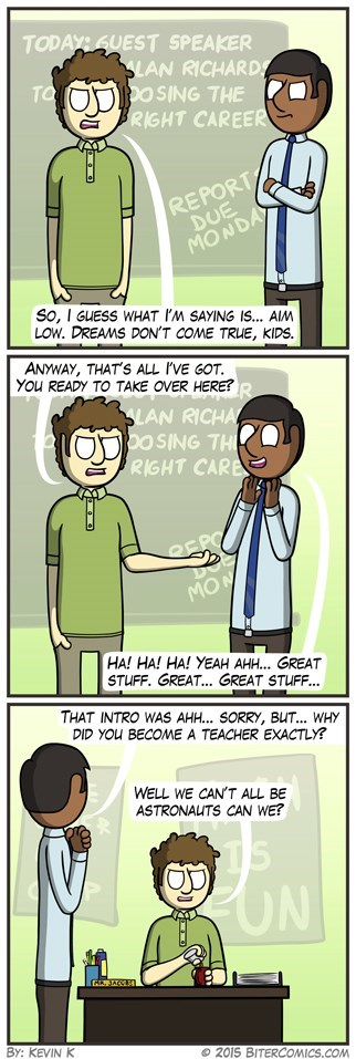 Guest Speaker wtf teachers sad but true web comics