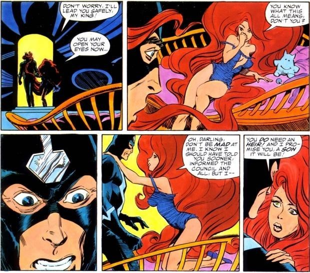 giggidy,medusa,Straight off the Page,black bolt